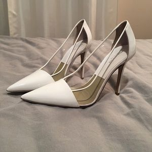 768fe553c4aa Michael Kors Shoes - Michael Kors Leather Pumps